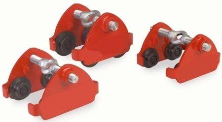 Wózek przejezdny do wciągnika (udźwig: 3,0 T, szerokość belki jezdnej: 74-200 mm) 03076119