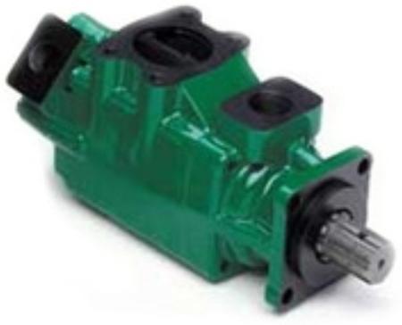 DOSTAWA GRATIS! 01539211 Pompa hydrauliczna łopatkowa dwustrumieniowa B&C (objętość geometryczna: 78,3+39,5 cm³, maks. prędkość: 2500 min-1 /obr/min)