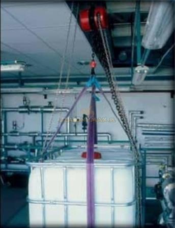 DOSTAWA GRATIS! 2202701 Wciągnik łańcuchowy z przekładnią planetarną Z100/3.2t (wysokość podnoszenia: 5m, udźwig: 3,2 T)