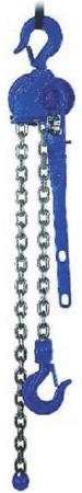 DOSTAWA GRATIS! 2209134 Wciągnik dźwigniowy, rukcug z łańcuchem ogniwowym RZC/1.6t (wysokość podnoszenia: 3,5m, udźwig: 1,6 T)