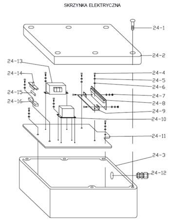 DOSTAWA GRATIS! 31046313 Stół podnośny elektryczny (udźwig: 1000 kg, wymiary platformy: 1000x2000 mm, wysokość podnoszenia min/max: 240-1300 mm)