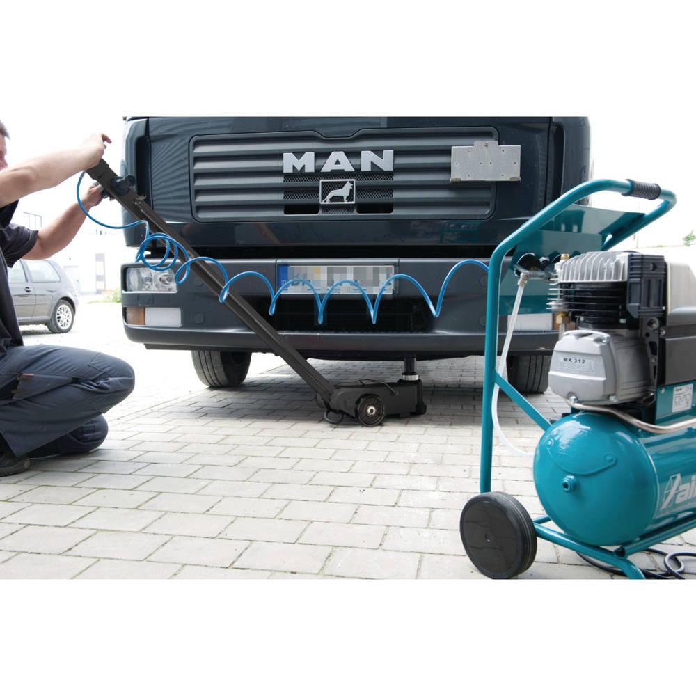 DOSTAWA GRATIS! 32240180 Specjalny podnośnik pneumatyczno - hydrauliczny Unicraft (udźwig: 20 /40 /60 t)