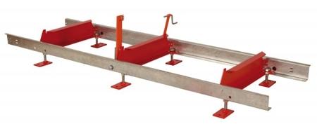 DOSTAWA GRATIS! 44349902 Przedłużenie traka do maszyny Holzmann (długość: 2,3 m)