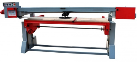 DOSTAWA GRATIS! 44349904 Szlifierka długotaśmowa Holzmann (długość szlifowania: 2500 mm, wymiar stołu: 2500 x 820 mm)