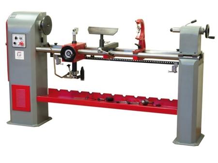 DOSTAWA GRATIS! 44349912 Tokarka Holzmann 230V (max długość obrabianego elementu: 1500 mm, moc: 1,1/1,6 kW)