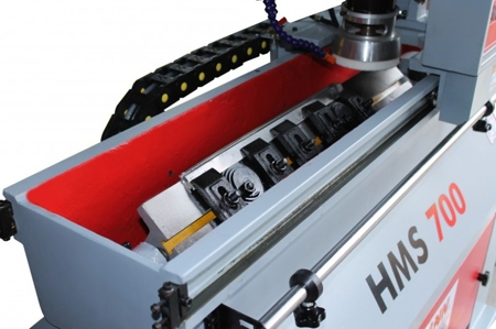 DOSTAWA GRATIS! 44349951 Automatyczna ostrzałka do noży Holzmann (max. długość ostrzonego noża: 700 mm, moc: 1,5 kW)