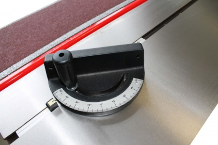 DOSTAWA GRATIS! 44349993 Szlifierka krawędziowa z oscylacją Holzmann 230V (wymiary taśmy: 2315x152 mm, wymiary blatu: 840x300 mm)