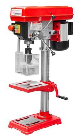 DOSTAWA GRATIS! 44353104 Wiertarka kolumnowa Holzmann 230V (max wydajność wiercenia: 16 mm, podstawa: 170x160mm, moc: 560 W)