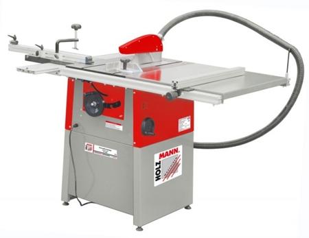 DOSTAWA GRATIS! 44353142 Piła stołowa Holzmann 400V (max. średnica tarczy: 254 mm, wymiary stołu: 635 x 420 mm)