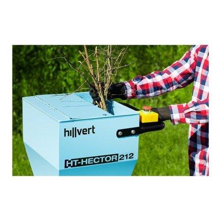 DOSTAWA GRATIS! 45675952 Rębak spalinowy Hillvert - 7 KM (maks. średnica rozdrabnianych gałęzi: 70 mm)