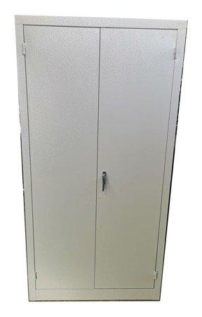 DOSTAWA GRATIS! 77174742 Szafa chemiczna ze zwiększoną ochroną przeciwpożarową, 4 półki (wymiary:  2000x1000x450 mm)