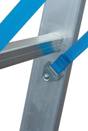 DOSTAWA GRATIS! 99674962 Drabina wielofunkcyjna KRAUSE Stabilo 3x8 z adaptacją na schody (wysokość robocza: 6,05m)