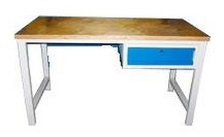 Stół warsztatowy, 1 szuflada (wymiary: 1800x750x900 mm) 77156902