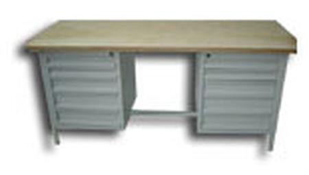 Stół warsztatowy, 8 szuflad (wymiary: 2000x750x900 mm) 77156858