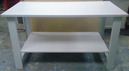 Stół warsztatowy z półką (wymiary: 1600x800x900 mm) 77156929