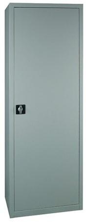 Szafa biurowa, 1 drzwi, 4 półki regulowane (wymiary: 2000x600x460 mm) 77157072