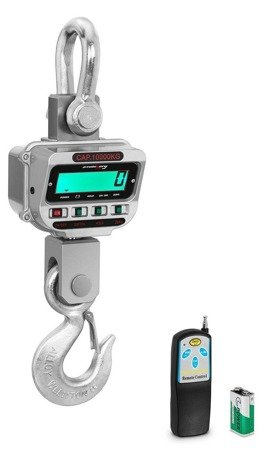 Waga hakowa Steinberg Systems LCD (udźwig: 10T) 45643492
