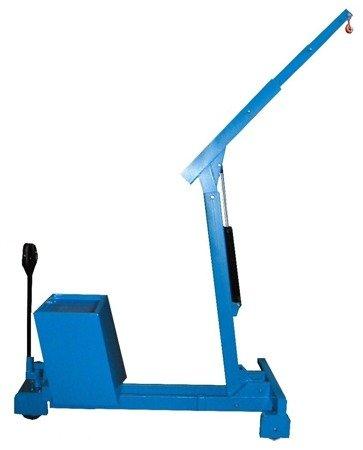 Żuraw hydrauliczny ręczny z przeciwwagą (udźwig: od 150 do 550kg) 6177835