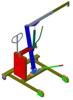 HYDIA Żuraw hydrauliczny obrotowy ręczny (udźwig: od 300 do 500kg) 61742359